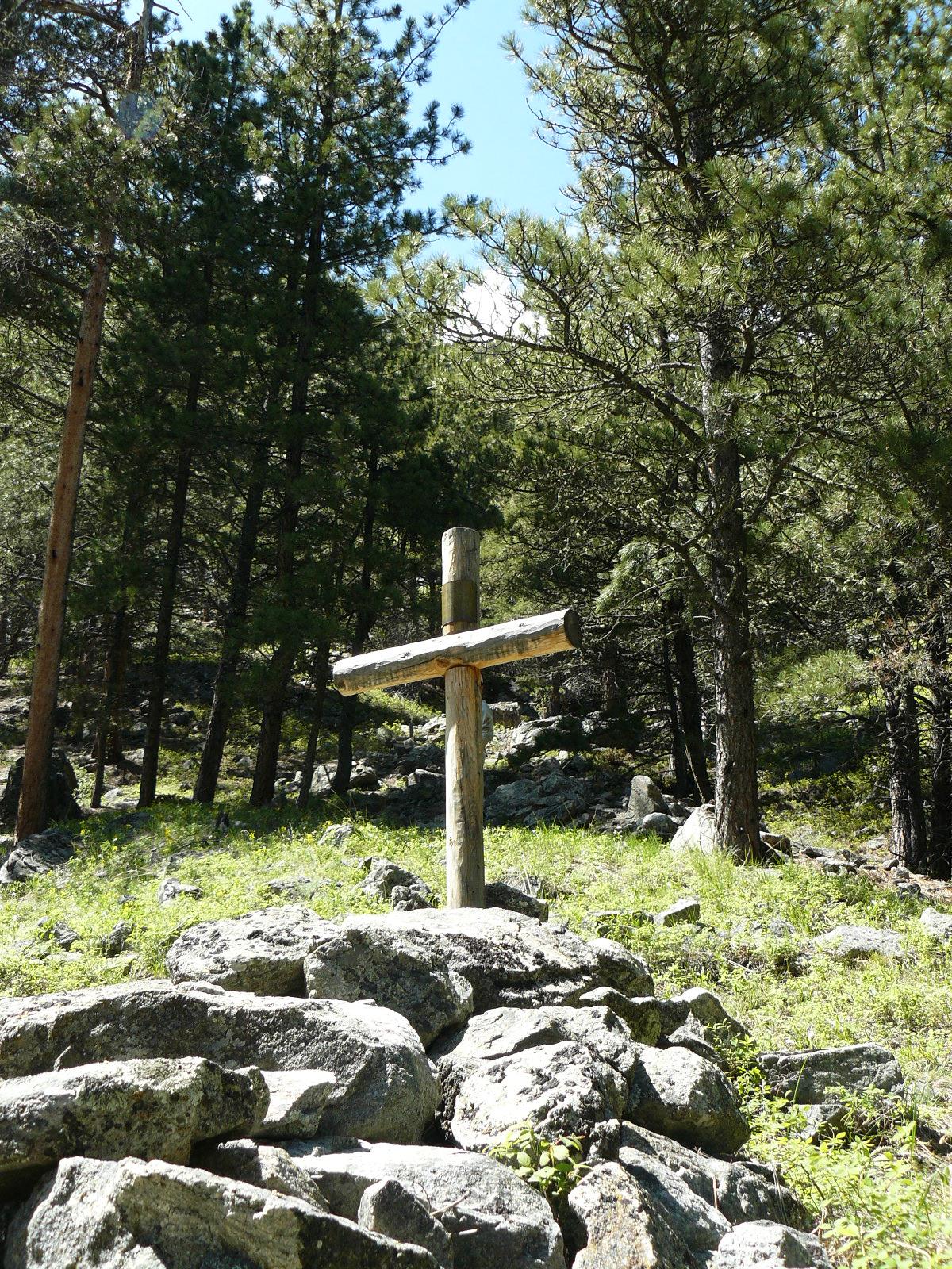 Wyoming Cross